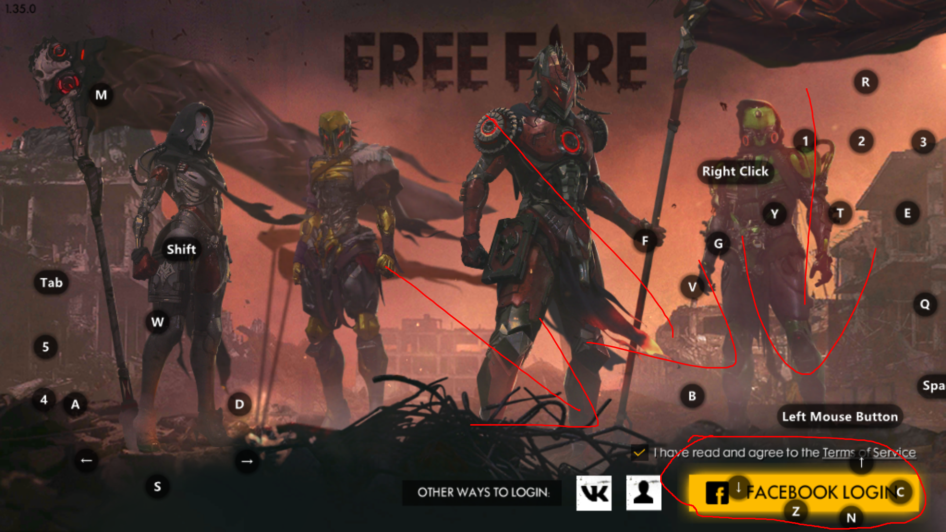 Cara Download Setting Garena Free Fire Di Pc Dengan Tencent
