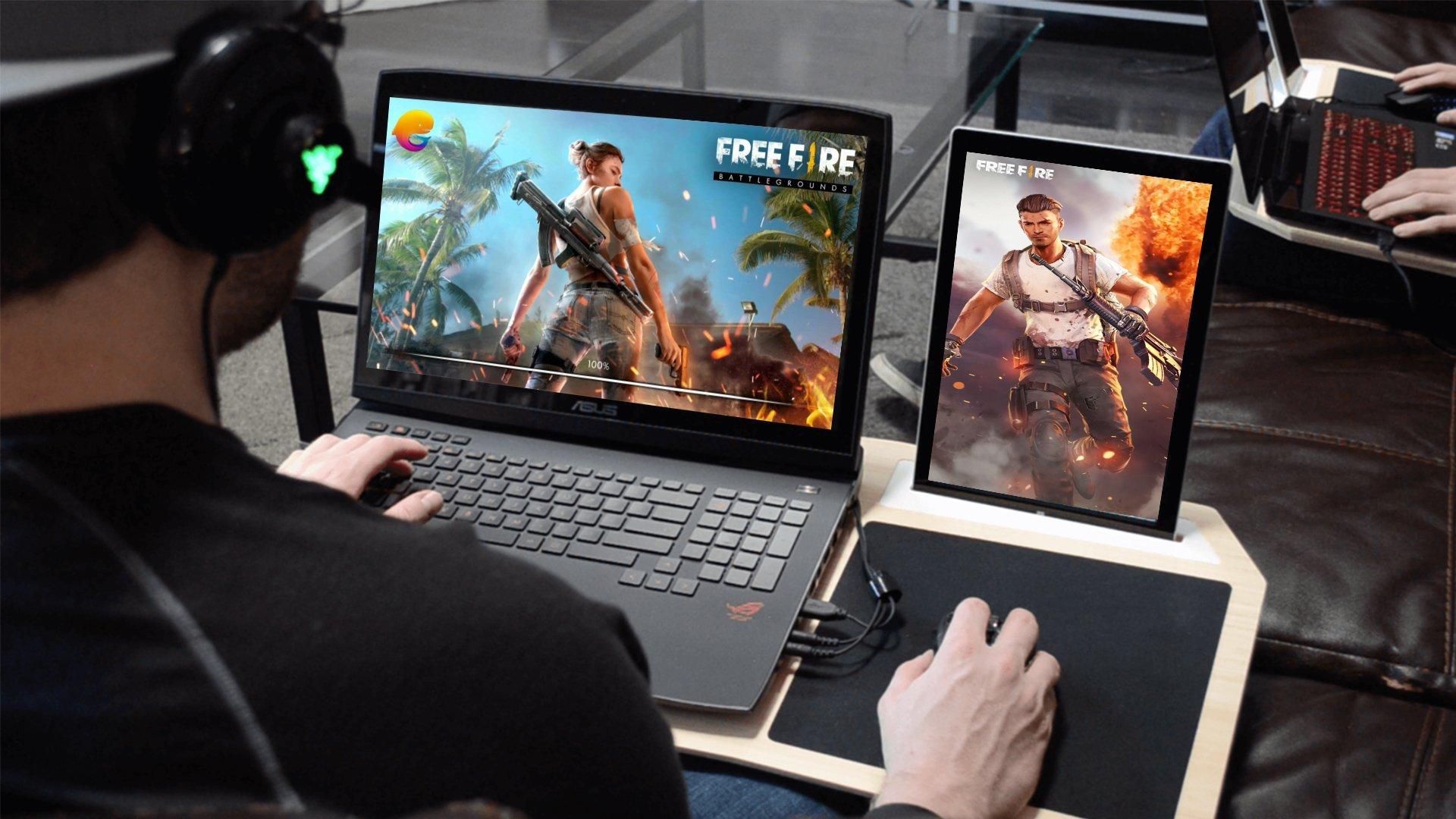 Cara Download Setting Garena Free Fire Di Pc Dengan Tencent Gaming Buddy Gamebrott Com