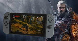Versi Witcher 3 Nintendo Switch Akan Berjalan Pada Resolusi 540p