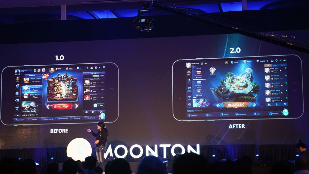 Download Mobile Legends 2.0 Unity Engine Update Beta Moonton