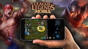 Cuplikan Video Yang Diduga Bocoran League of Legends Mobile Telah Beredar