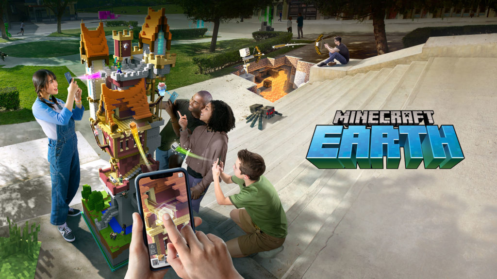 Game AR Minecraft Earth buka Masa Pra-registrasi Hadiahkan ...