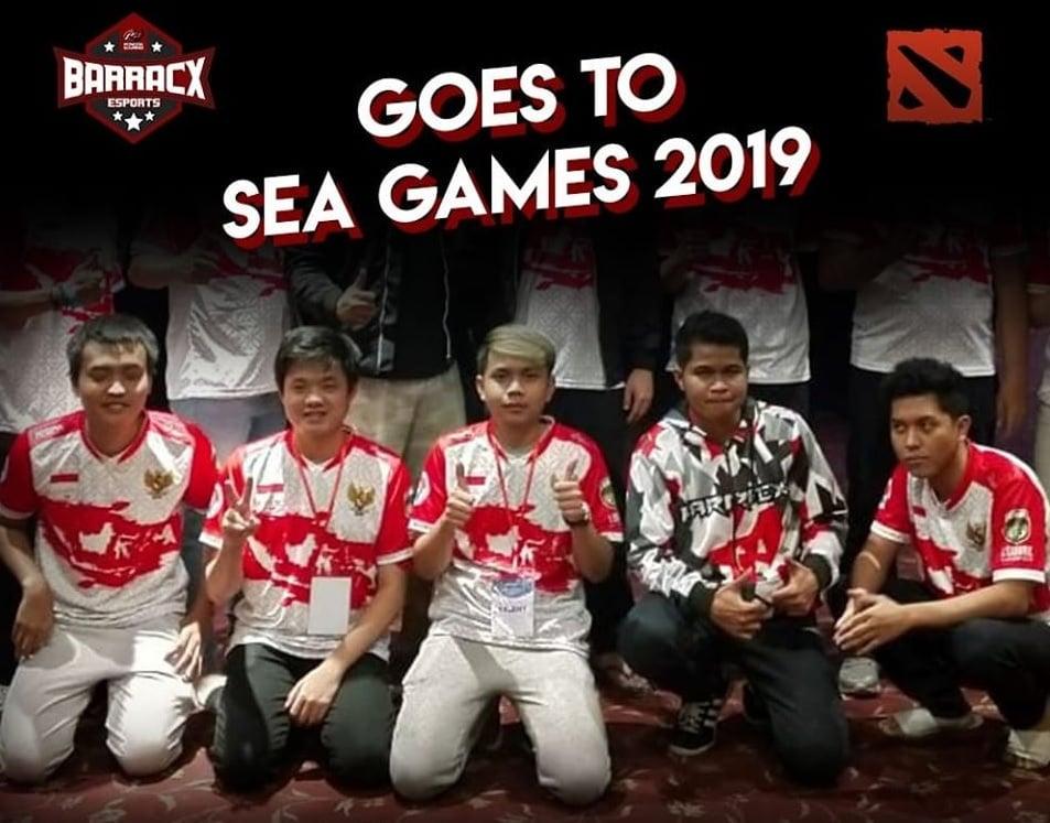 pg barracx - 7 Tim Esports Tersukses di Indonesia