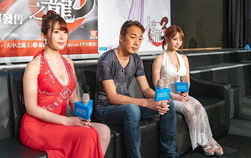 Kumpulan Artis JAV Yang Pernah Menyegarkan Seri Game Yakuza
