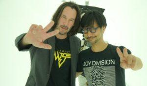 Kojima Ingin Bawa Keanu Reeves ke Karyanya Setelah Death Stranding