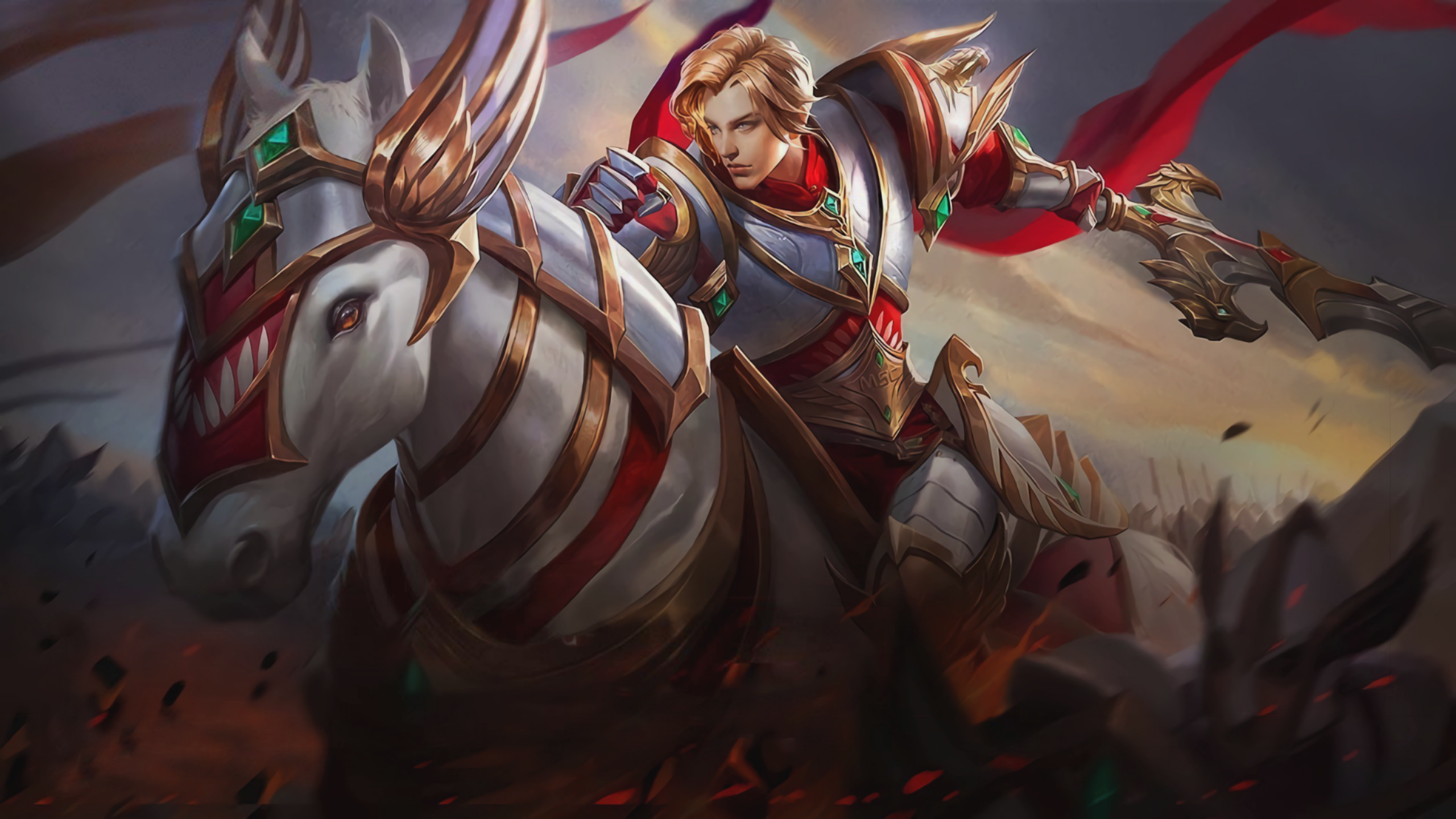 50 Mobile Legends Wallpaper HD Terbaru Dengan Hero Dan