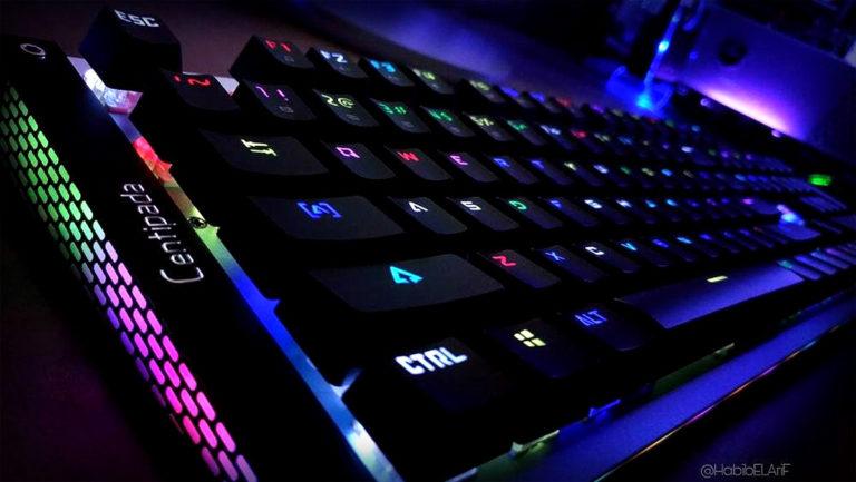 19 Rekomendasi Keyboard Gaming Mechanical Dibawah 500 Ribu Terbaik ...