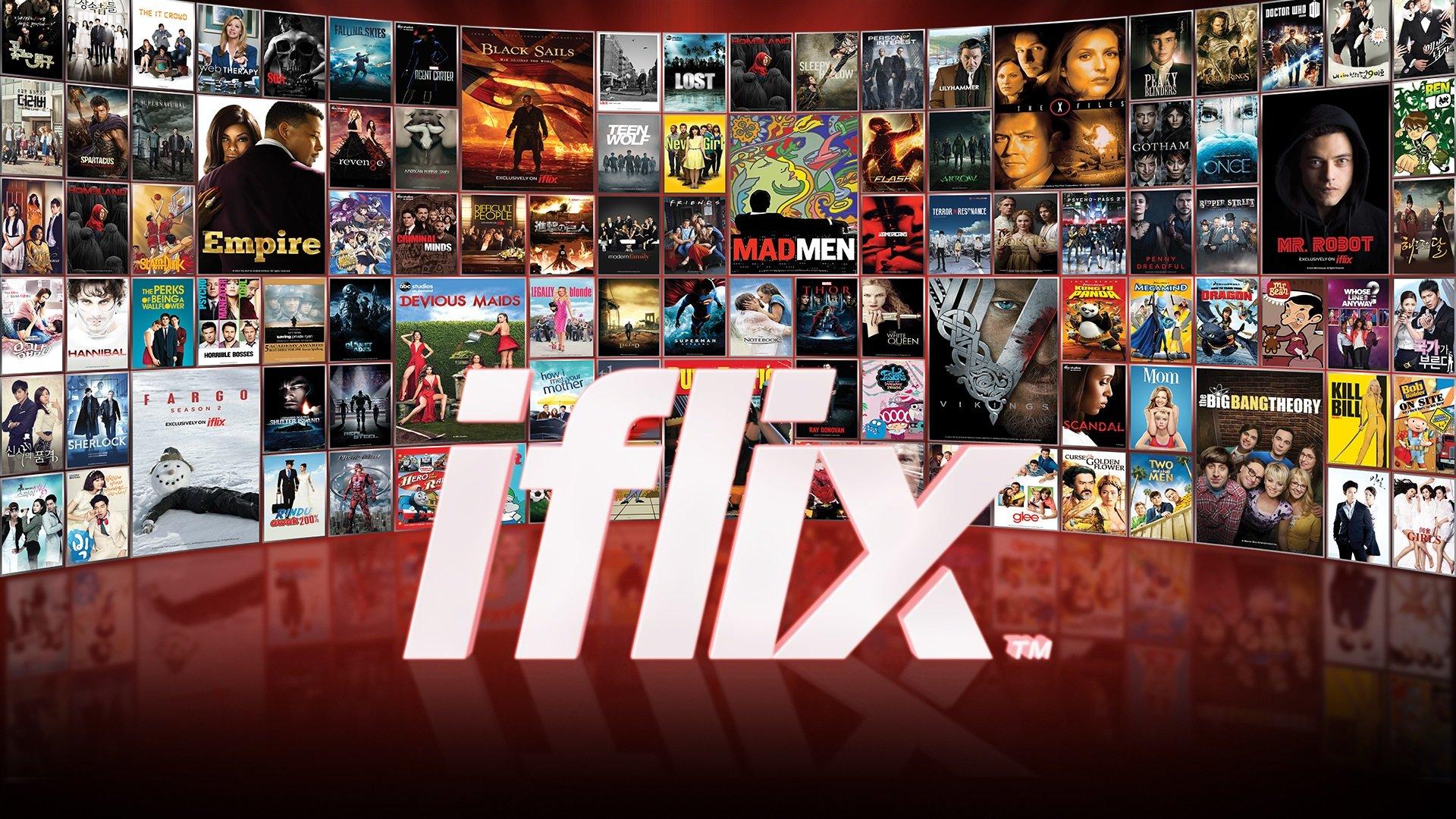 Beginilah Cara Mudah Download Film di Iflix - Gamebrott.com
