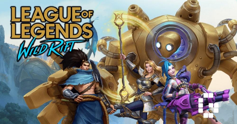 Buat Inovasi Terbaru Riot Games Akan Gratiskan Semua Hero Didalam League Of Legends Wild Rift Gamebrott Com