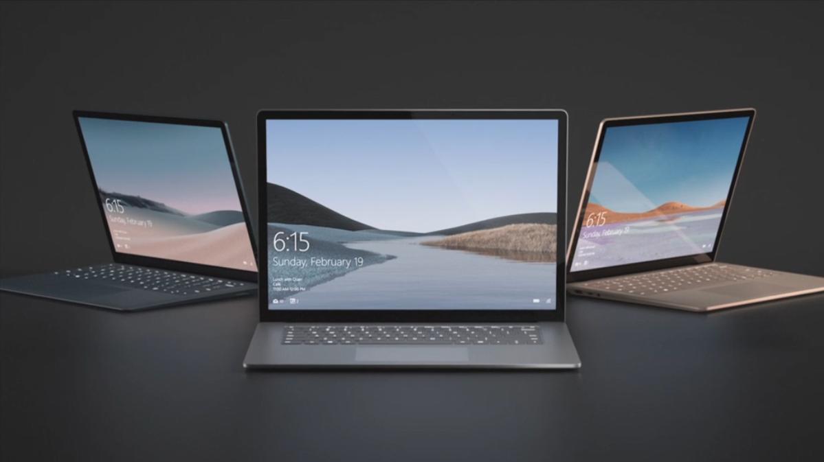 Laptop Microsoft Surface 3 Akan Rilis Dengan 2 Varian Berbeda Gamebrott Com