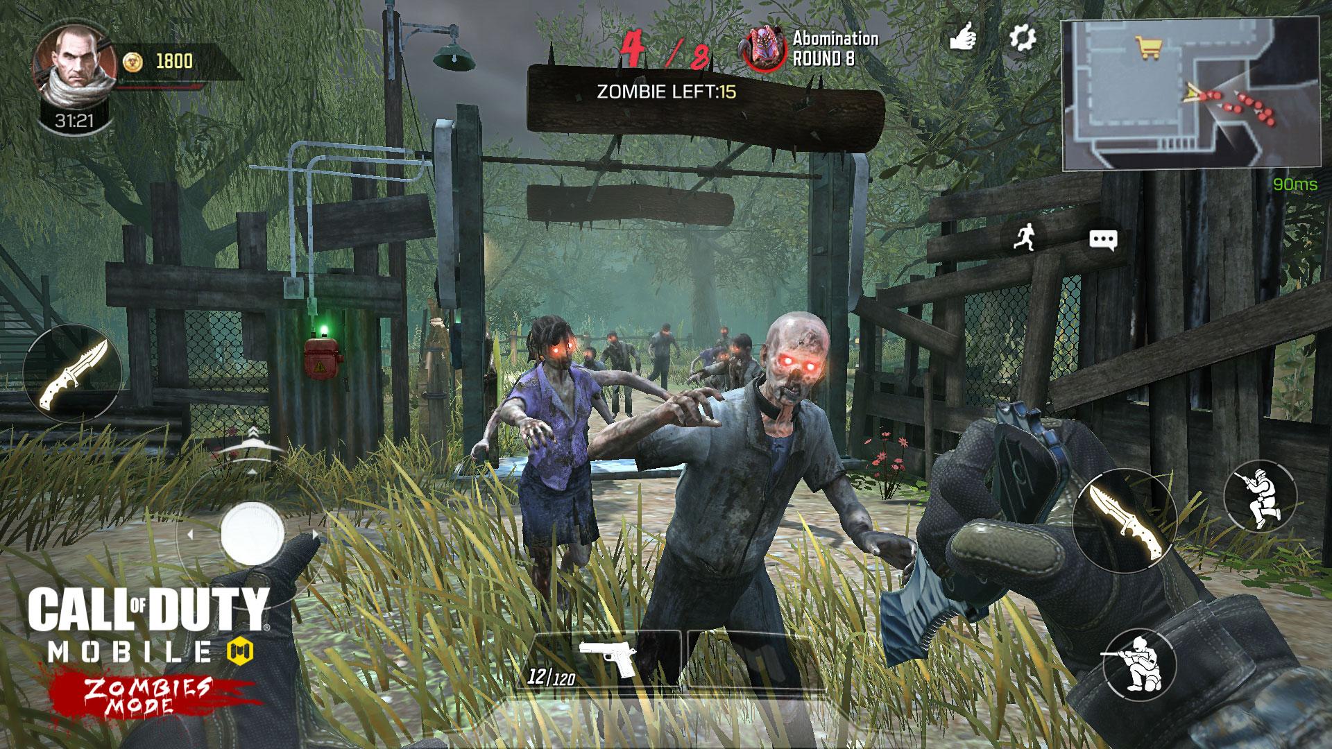Update 2 0 Call Of Duty Mobile Hadirkan Zombie Mode Dan Yang Lain Gamebrott Com