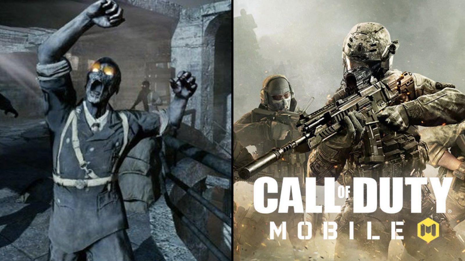 Resmi Call Of Duty Mobile Mode Zombie Siap Datang Dalam Waktu Dekat Gamebrott Com