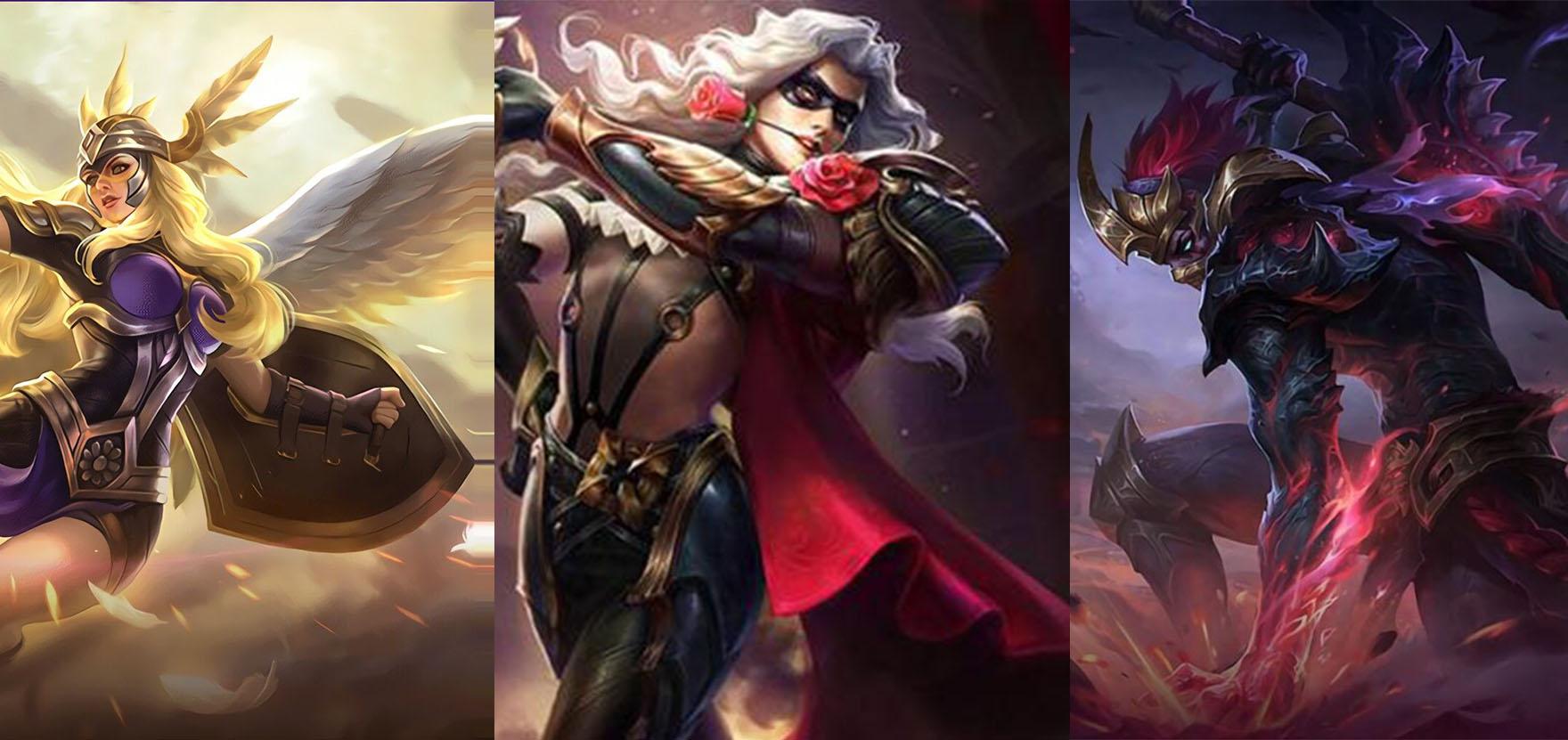 3 Hero Mobile Legends Yang Diremehkan Ini Dapatkan Revamp