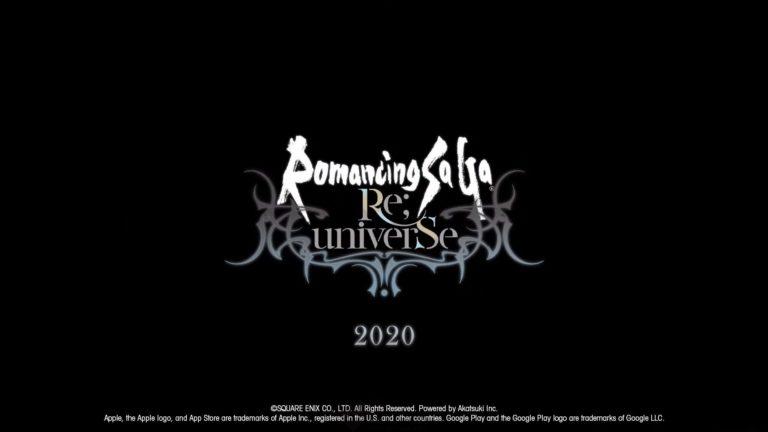 Romancing Saga;ReUniverse