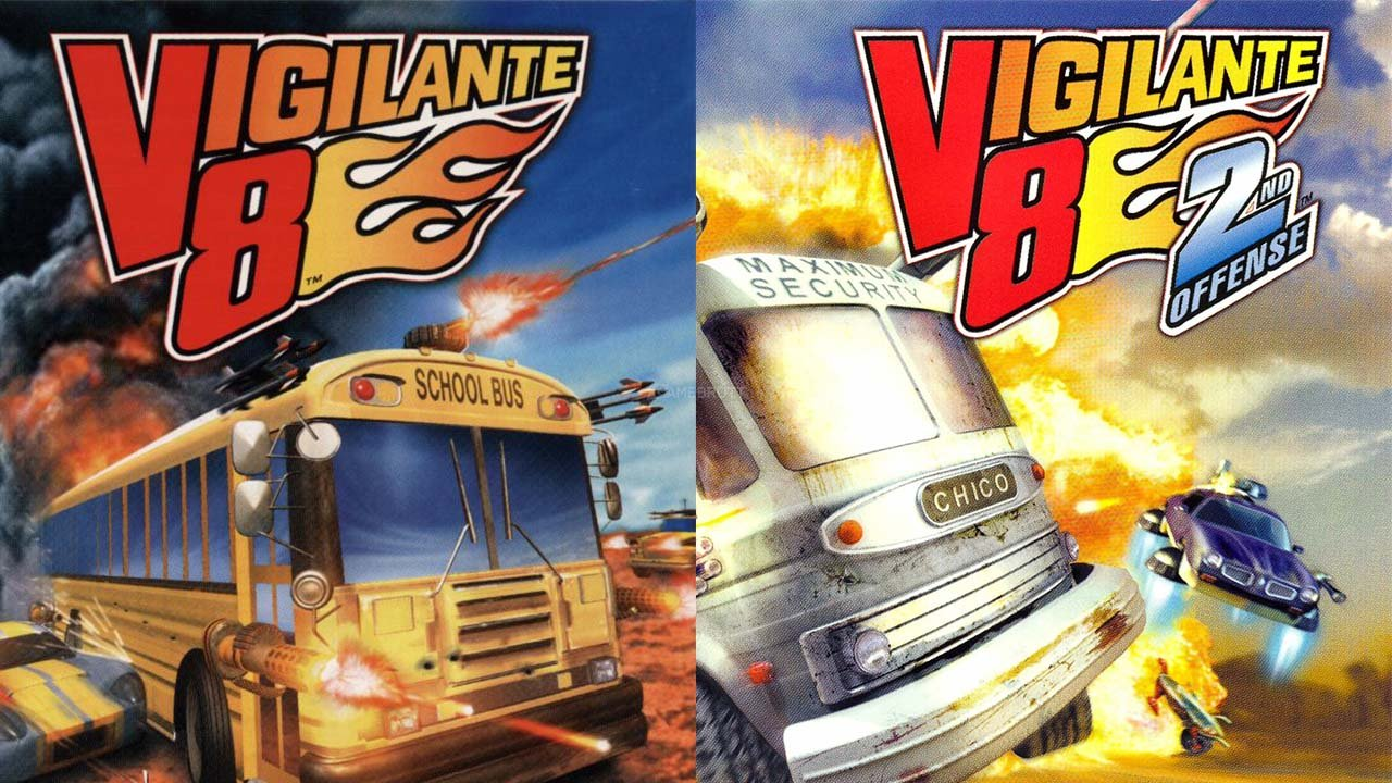 Kumpulan Cheat Vigilante 8 dan Vigilante 8: 2nd Offense Lengkap