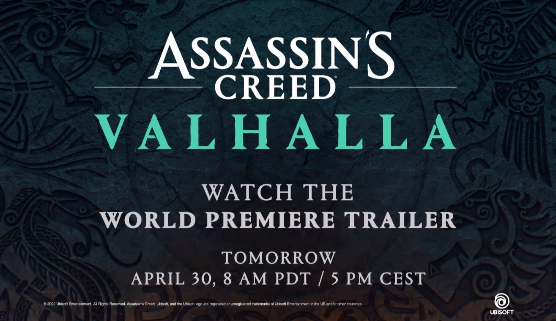 Resmi Assassin S Creed Selanjutnya Akan Berjudul Valhalla