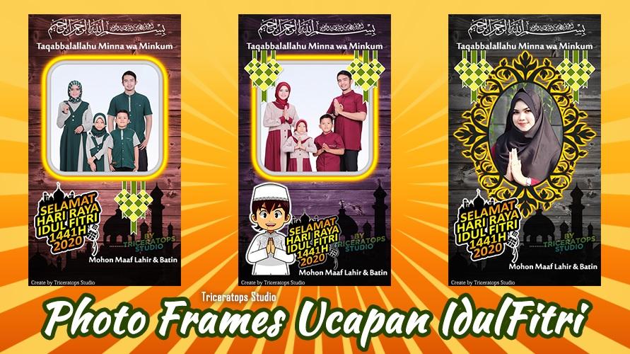 Aplikasi Untuk Edit Foto Lebaran