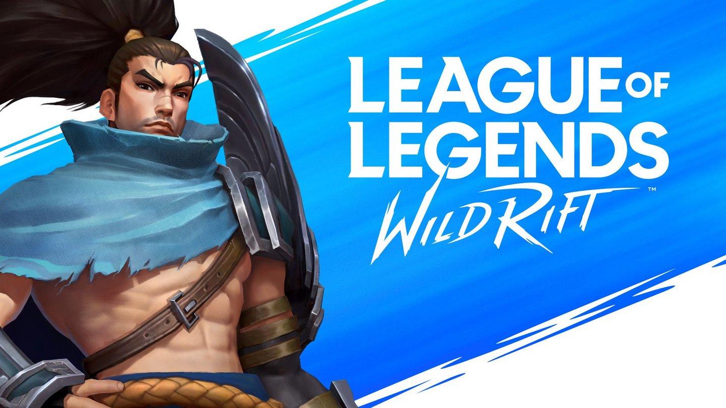 League Of Legends Wild Rift Mobile Apk Download