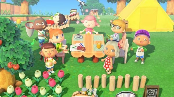 Animal Crossing New Horizons 5 Star Island Rating Lily Valley 600x337