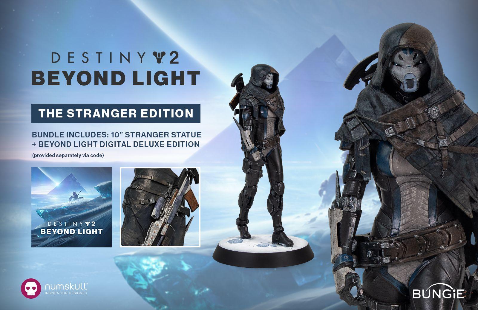 Destiny2 Beyond Light Stranger Edition