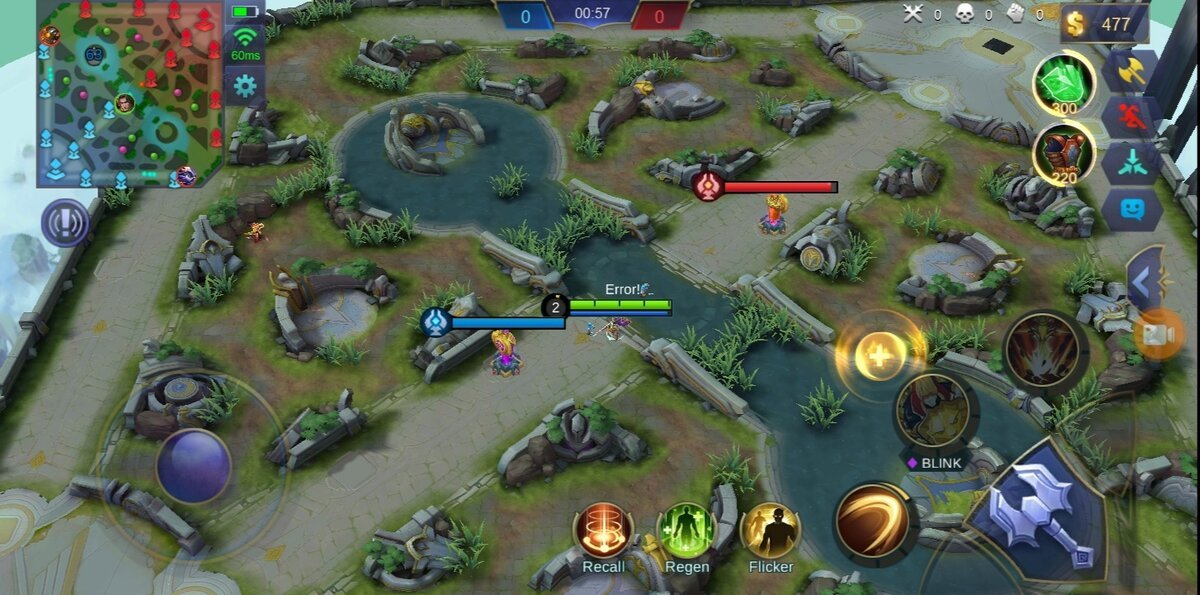 Drone View Mobile Legends 2