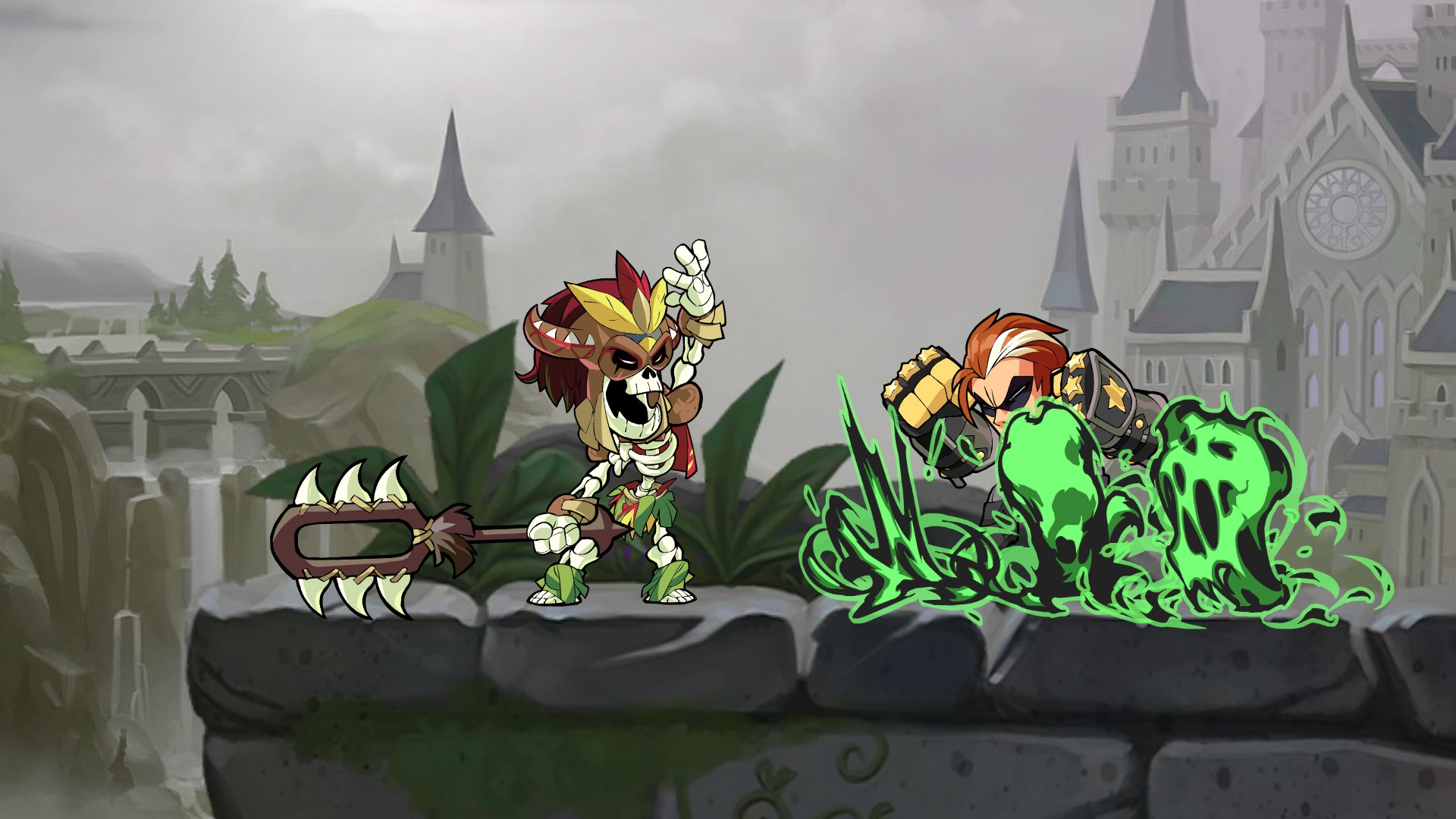 Brawlhalla Screenshot Azoth