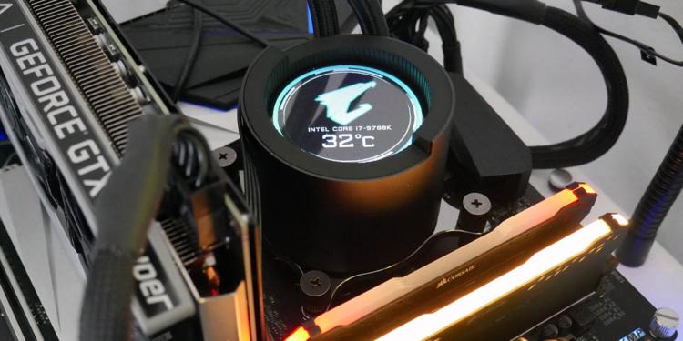 Review Gigabyte Aorus Liquid Cooler 240 (hd Technologia)