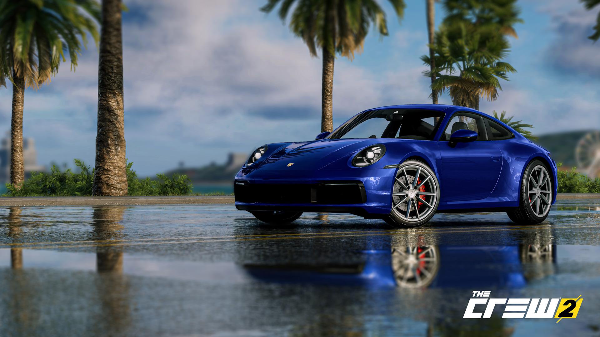 Tc2 Screen Porsche