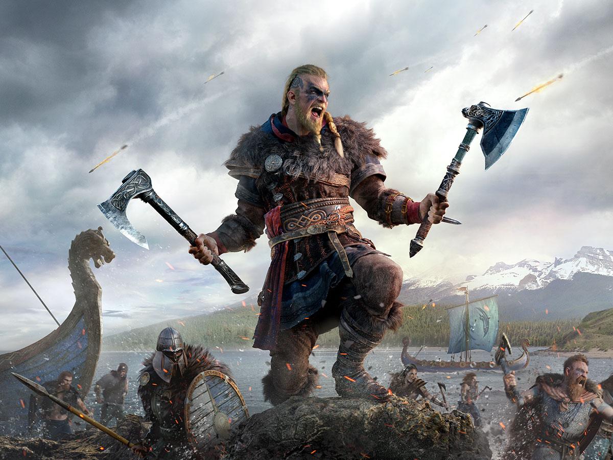 AC Valhalla Konfirmasi Hadirkan Animasi Tubuh yang Hancur Ala Mortal Kombat