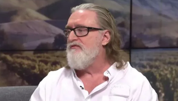 Gaben Alias Gabe Newell