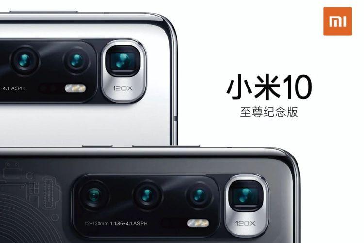 Bawa Spesifikasi Tertinggi, Xiaomi Mi 10 Ultra Akan Dirilis 11 Agustus Mendatang