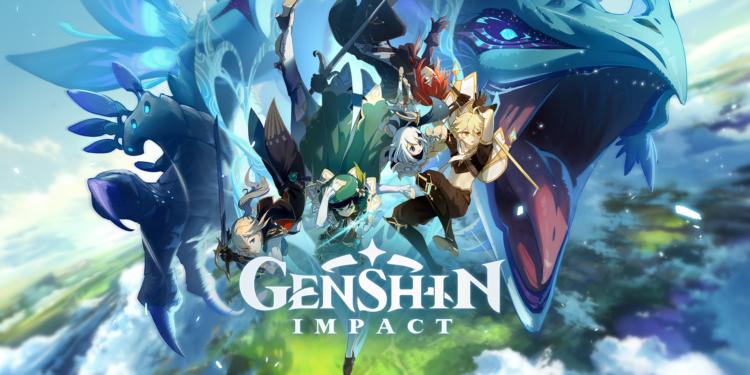 Genshin Impact Key Art En