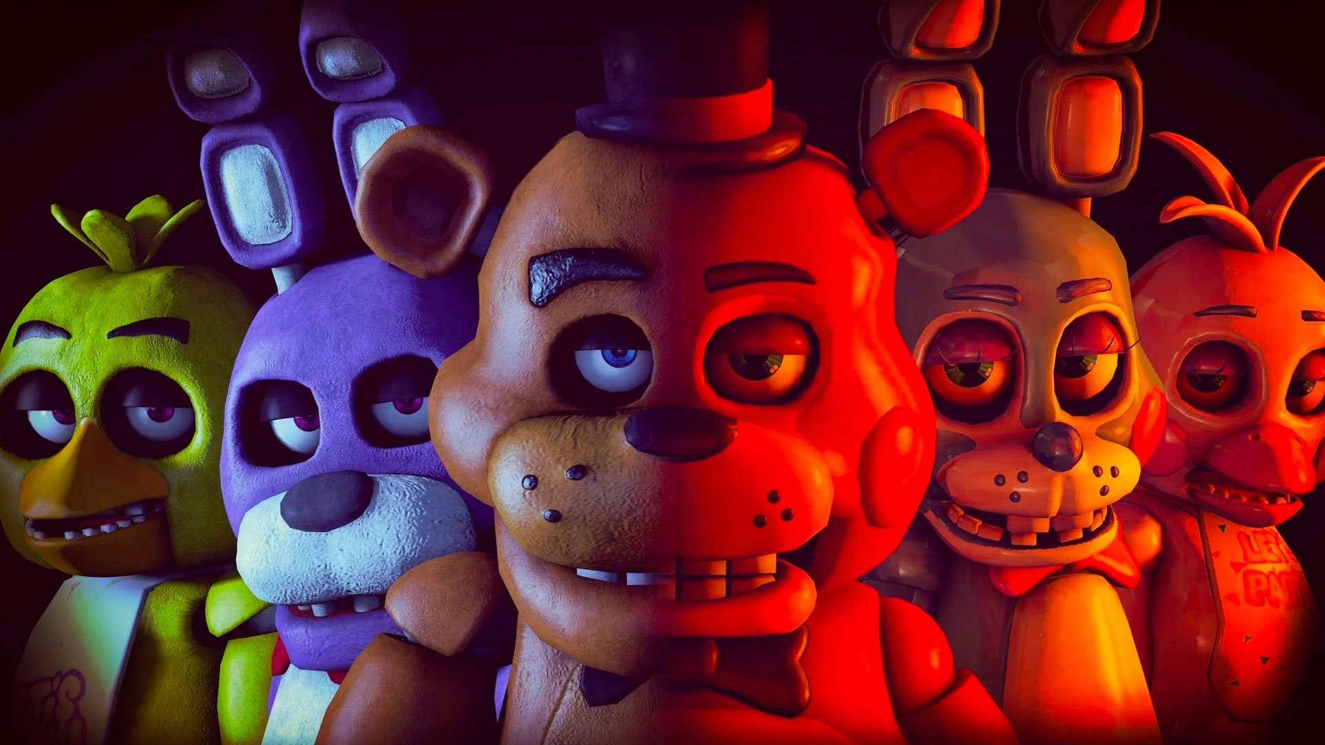 Creator Five Nights at Freddy's tengah mendanai games buatan fans dan remake dari original!