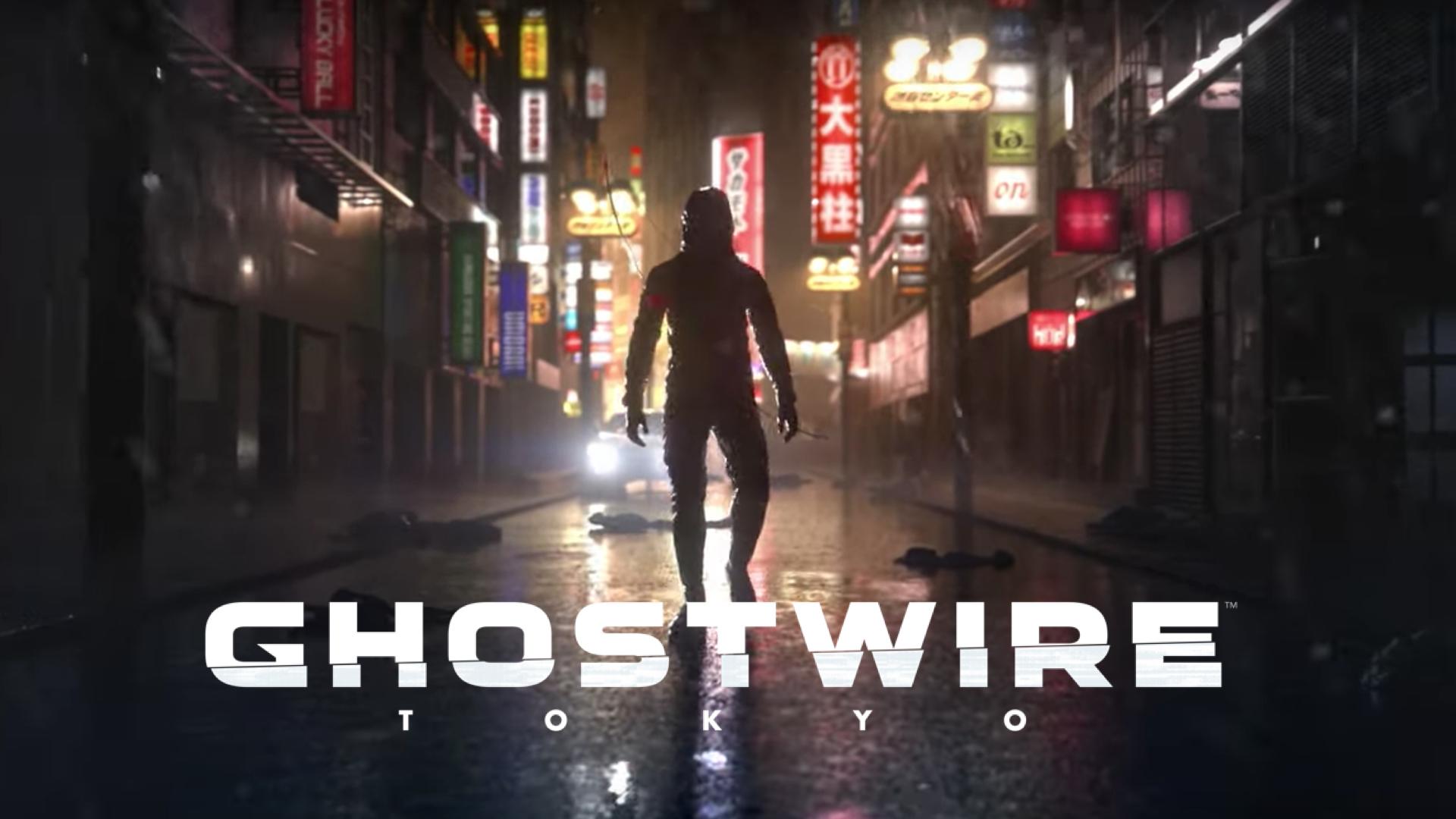 GhostWire: Tokyo Bukanlah Sebuah Game Horror Melainkan Game Action  Adventure - Gamebrott.com
