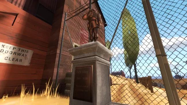 Penghormatan untuk Voice Aktor Rick May di Team Fortress 2 dibuat permanen!