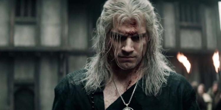 Geralt Of Rivia The Witcher Netflix