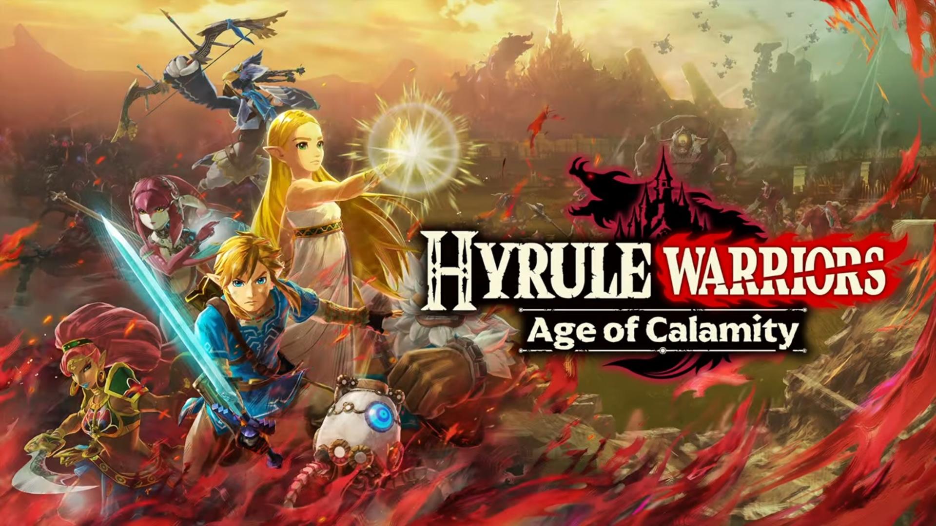 Hyrule Warriors Age Of Calamity Diumumkan Jadi Prekuel Cerita Breath Of The Wild Gamebrott Com