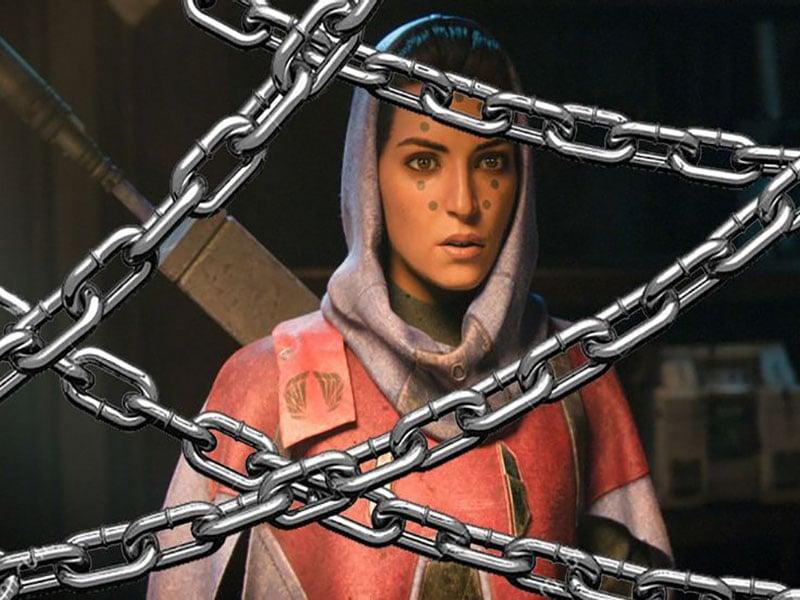 Destiny 2 Hawthorne Disabled Vaulted.