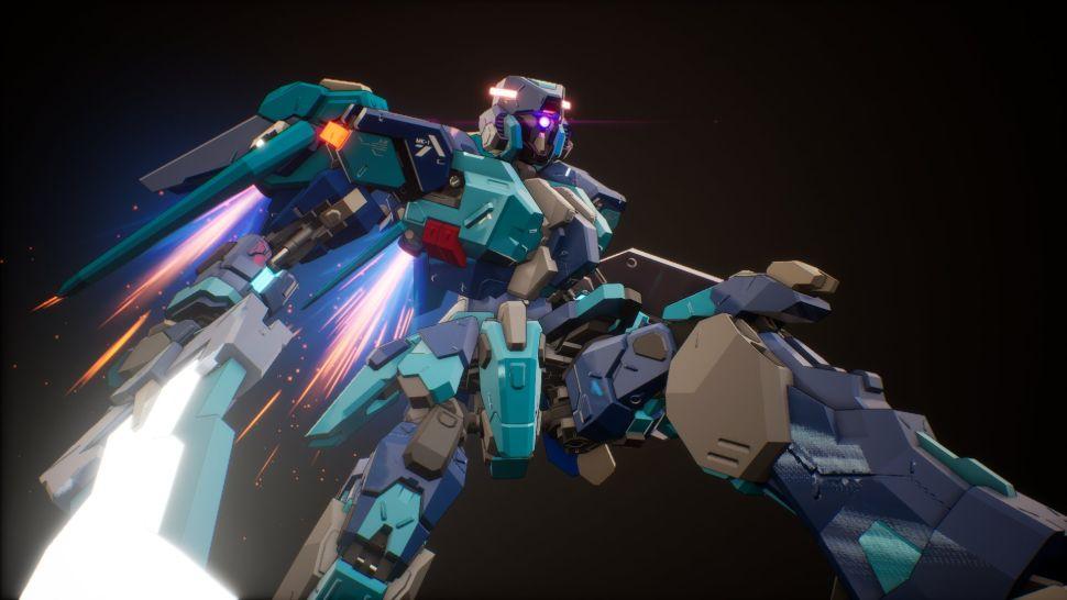 7 Game Robot Selain Gundam yang Bisa Dimainkan di PC