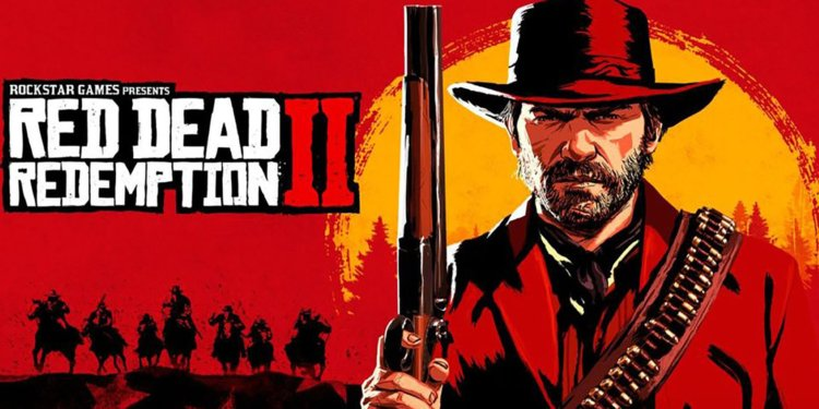 Red Dead 2.