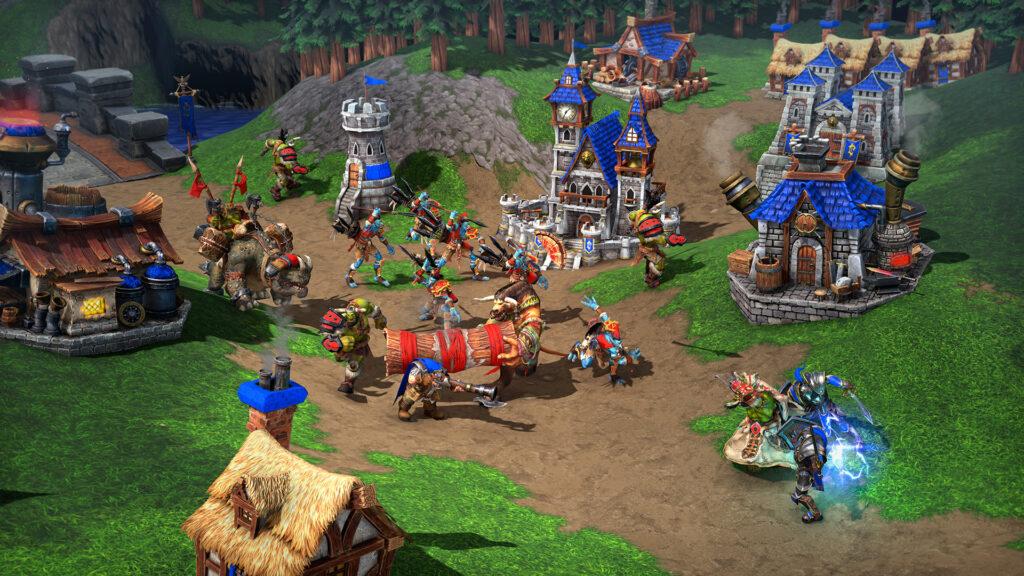 Warcraft Iii Remastered