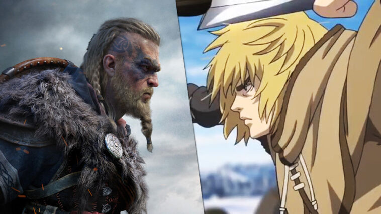 Assassin S Creed Valhalla Kolaborasi Dengan Vinland Saga Gamebrott Com