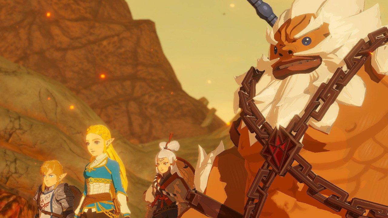 Nintendo Pastikan Perkembangan Botw 2 Dan Hubungan Dengan Age Of Calamity Gamebrott Com