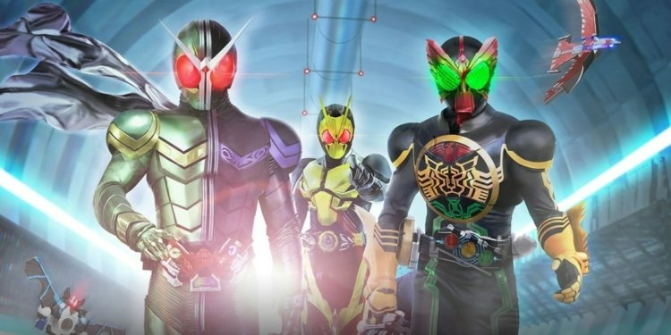 Kamen Rider Memory Of Heroez Ps4 Switch Release