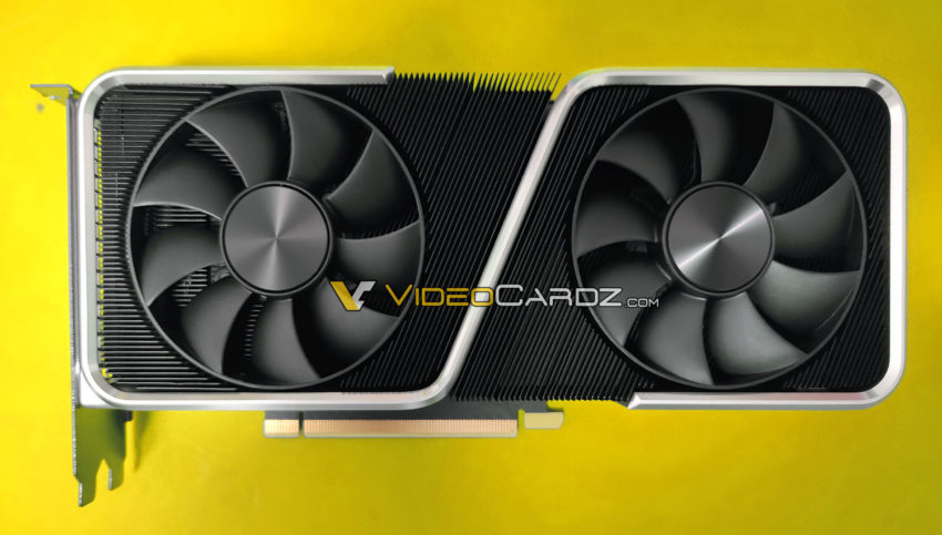 Nvidia Geforce Rtx 3060 Founders Edition Front 850x483