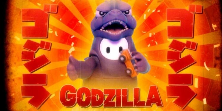 Godzilla Fallguys