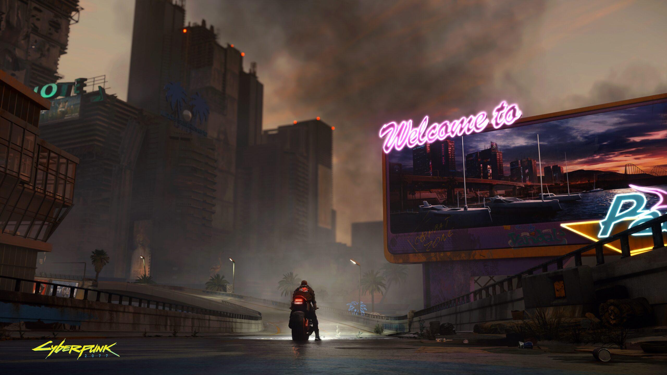 100 Wallpaper Cyberpunk 2077 Yang Bikin Pc Dan Smartphonemu Makin Canggih Gamebrott Com