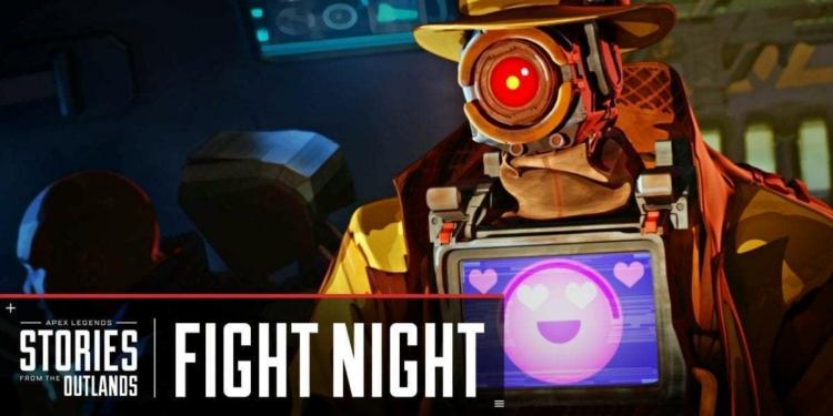 Apex Legends Fight Night
