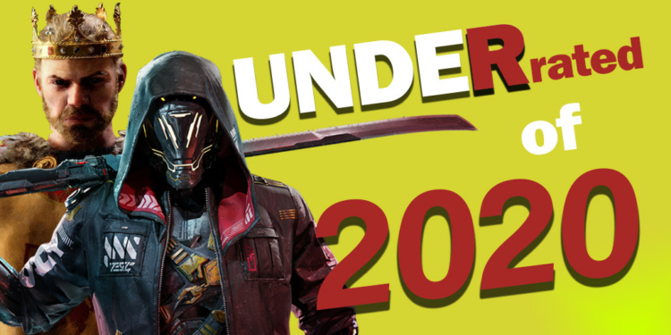 Game Pc Dan Console Paling Underrated 2020