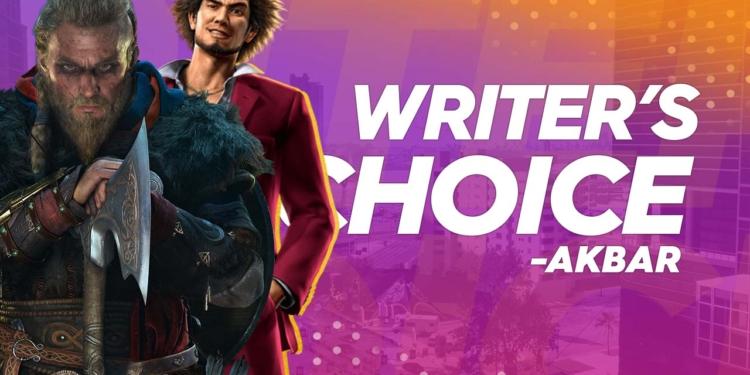 Writer Choice 2020 Akbar